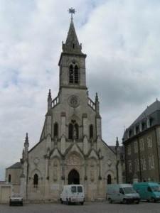 Kirche in Issoudun