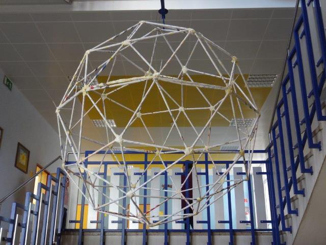 Geodätische Kuppel geodätische kuppel 5b privatgymnasium der herz jesu missionare
